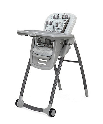 High Chair Qwdq Joie Multiply Highchair Highchairs Mothercare
