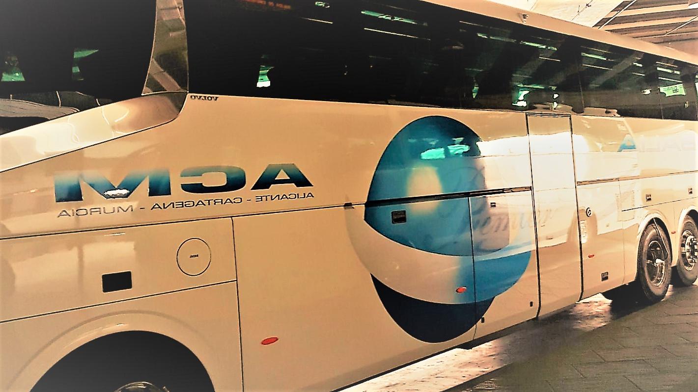 Horario Autobuses Murcia Cartagena Ipdd Nuevos Horarios De Globalia Y Costa Azul Corredor Alicante
