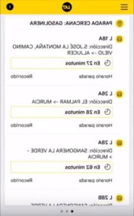 Horario Autobuses Murcia Cartagena Txdf La Nueva App De Autobuses Lat Informarà En Tiempo Real De Recorridos