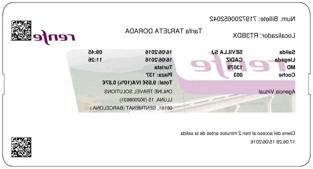 Horario Cercanias Sevilla E6d5 Trenes Sevilla CÃ Diz Baratos Billetes Desde 9 65 Trenes