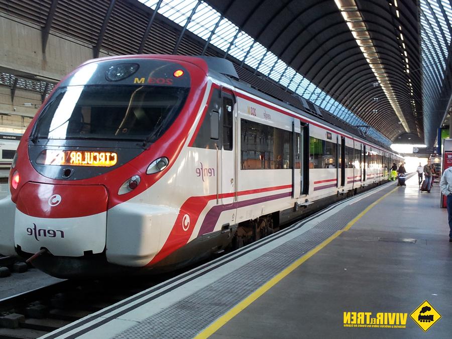 Horario Cercanias Sevilla Kvdd Cambio De Horario En Los Trenes CÃ Diz Sevilla Y LÃ Nea C 1