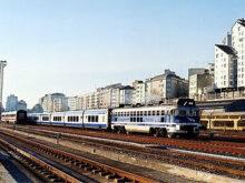 Horario De Trenes Coruña Santiago Nkde Estacià N De A Coruà A San Cristà Bal Ferropedia