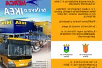 Horario Ikea Valencia E9dx LÃ Nea 183 Autocares Herca