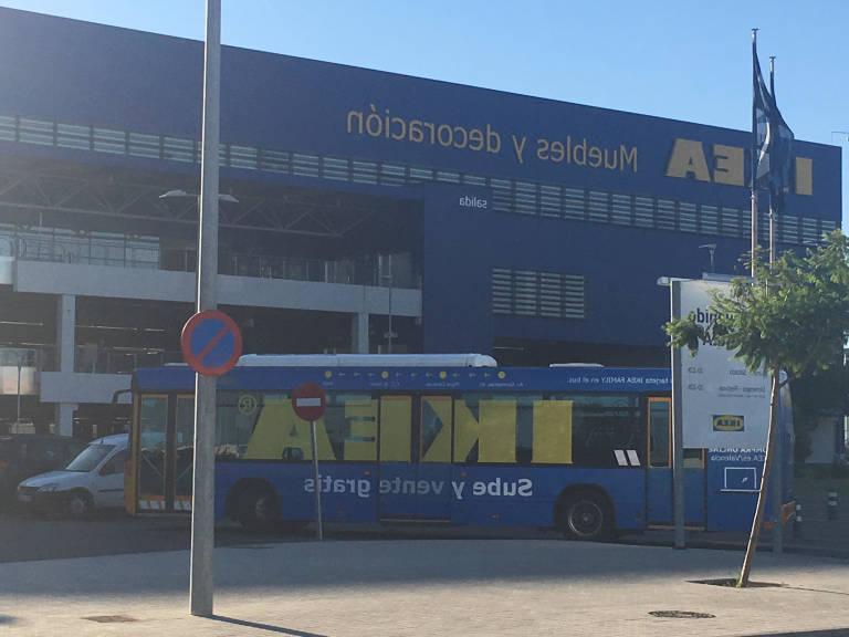 Horario Ikea Valencia Jxdu Ikea Pone En Marcha Su Servicio De Autobús Gratuito En Valà Ncia