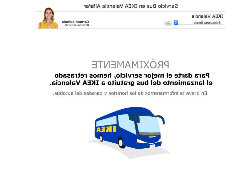 Horario Ikea Valencia Zwdg El Autobús Gratuito Que Conectarà Valencia Con Ikea Alfafar EstarÃ
