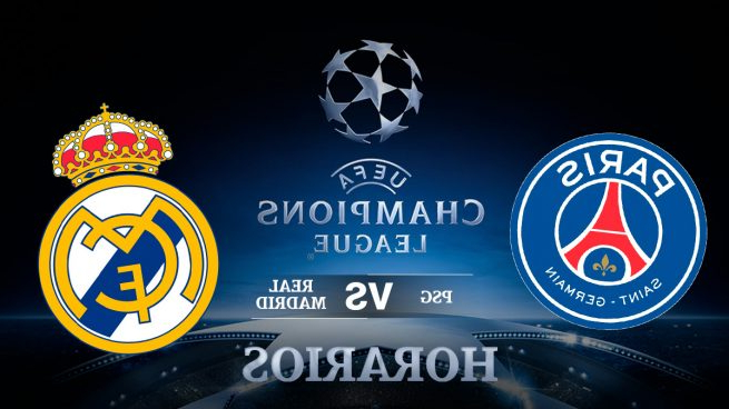 Horario Madrid S1du Psg Real Madrid DÃ Nde Seguirlo Online