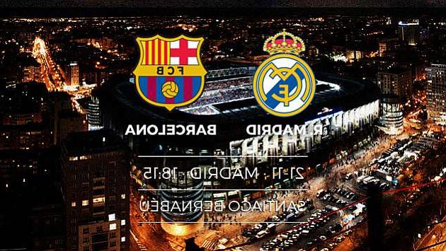 Horario Madrid Y7du Real Madrid Vs Barcelona Horario Del Madrid Barà A Y Cà Mo Verlo Por