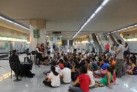 Horario Trenes Sevilla Malaga Irdz Metro Pondrà Mà S Trenes Y Ampliarà Horarios Por La Noche En Blanco Y