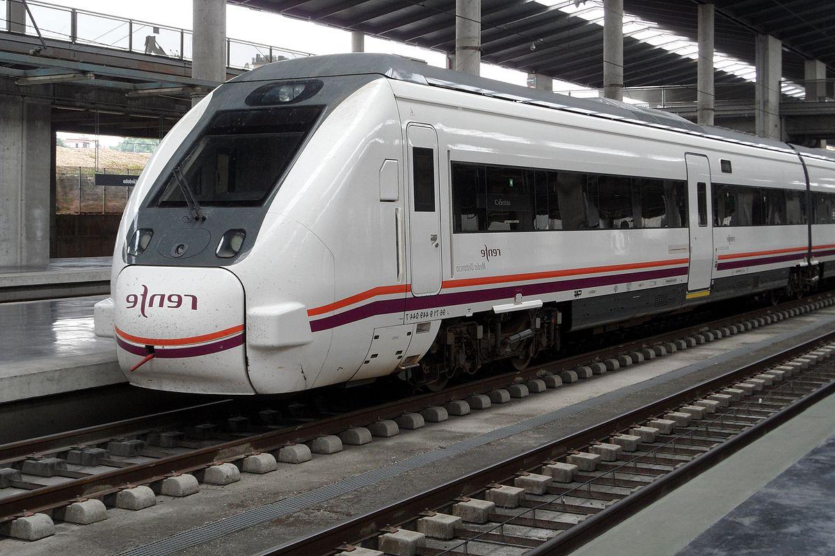 Horario Trenes Vigo Coruña 3id6 Media Distancia Wikipedia La Enciclopedia Libre