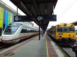 Horario Trenes Vigo Coruña U3dh Estacià N De Vigo Guixar Wikipedia La Enciclopedia Libre