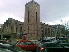 Horario Trenes Vigo Coruña Wddj Estacià N De La Coruà A Wikipedia La Enciclopedia Libre