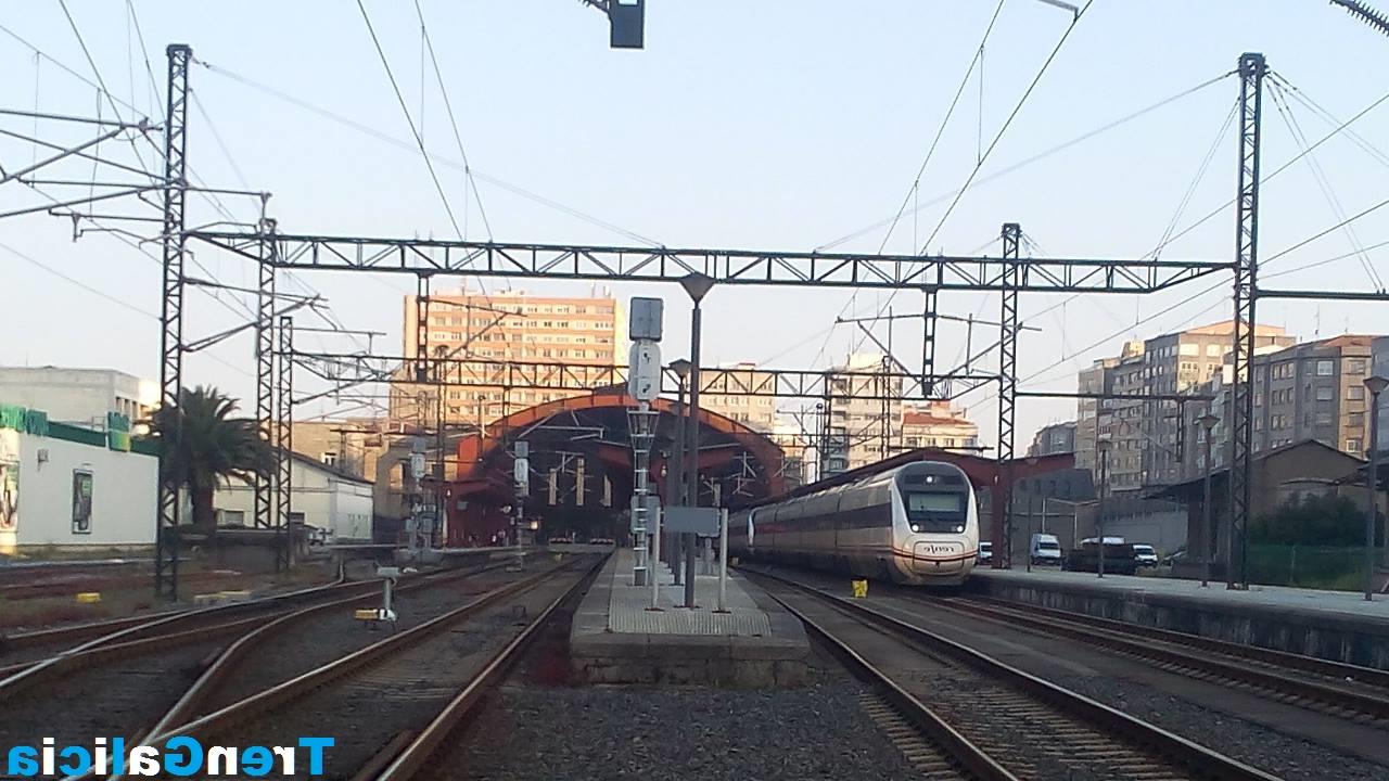 Horario Trenes Vigo Coruña Wddj Estaciones Gallegas A Coruà A San Cristà Bal