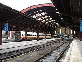 Horario Trenes Vigo Coruña Zwd9 Estacià N De La Coruà A Wikipedia La Enciclopedia Libre