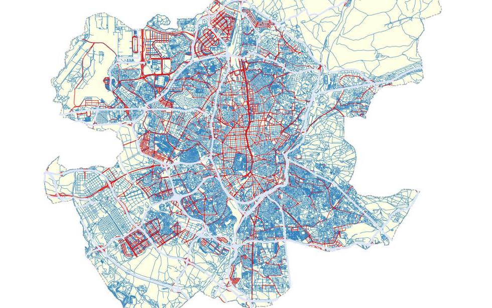 Horario Zona Azul Madrid T8dj Trà Fico La Limitacià N A 30 Por Hora Afectarà Al 80 De Las Calles
