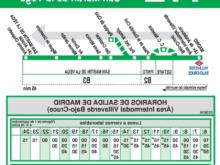 Horarios Bus Mallorca