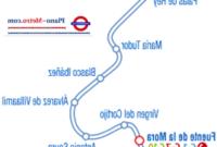 Horarios De Metro Madrid Jxdu Ml1 Metro Madrid Estaciones Y Horarios
