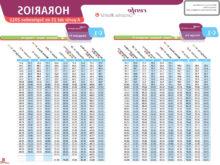 Horarios Linea C3 Ipdd Nuevos Horarios De Los Servicios De Cercanà as A Y Desde La T4 De