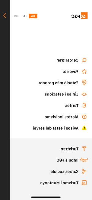 Horaris Fgc 4pde Fgc En App Store