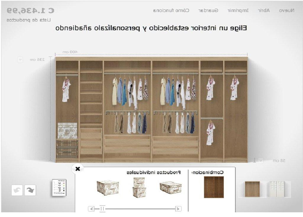 Ikea Armarios A Medida Q0d4 Casa En Constructor Armario Ikea Medidas