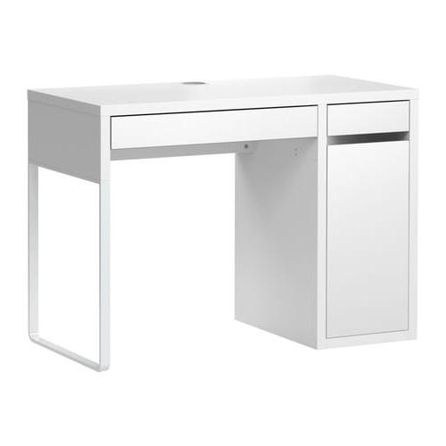 Ikea Desk Ipdd Micke Desk White Ikea