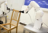 Ikea Furniture Ffdn Robot Does the Unthinkable by assembling Ikea Furniture In 20 Minutes