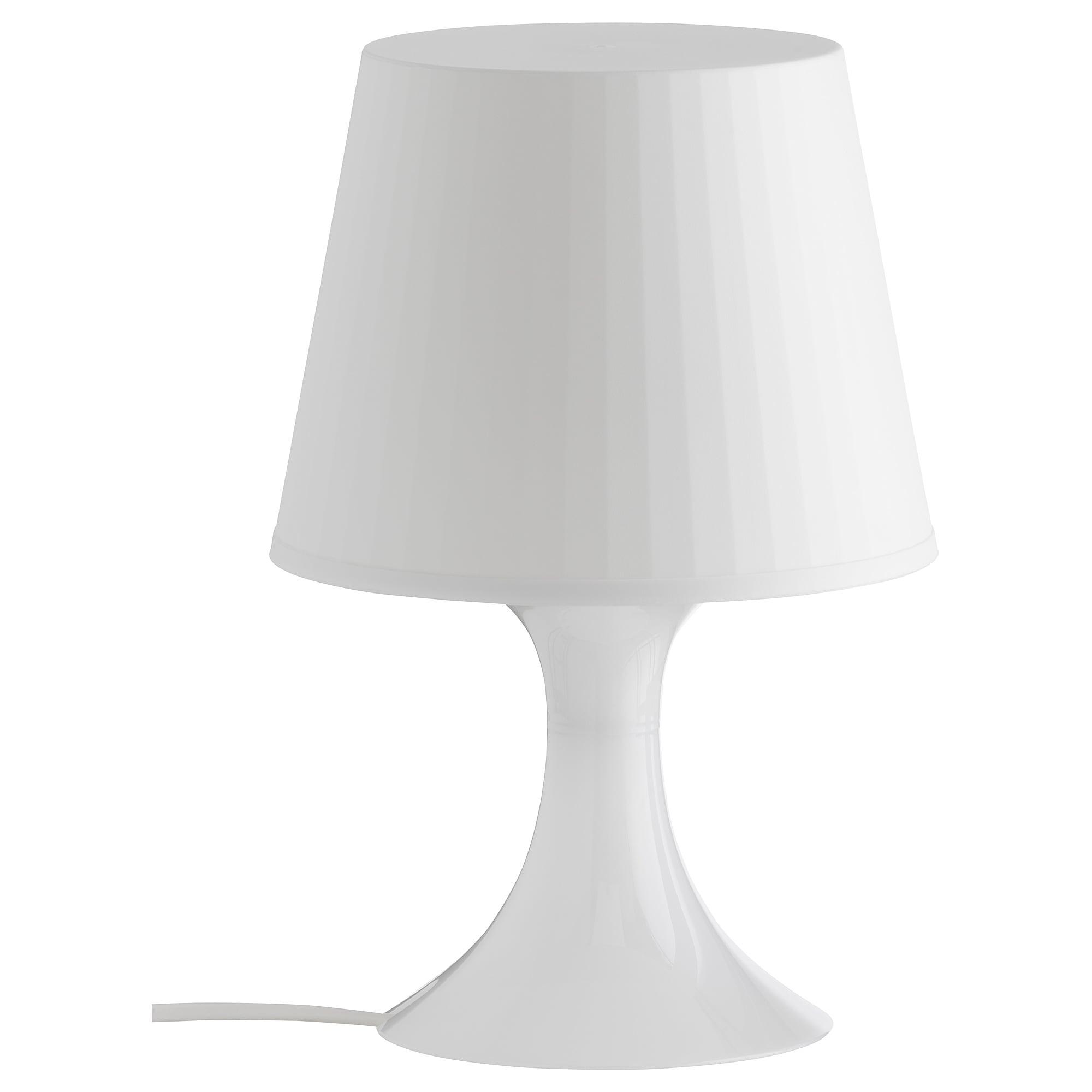 Ikea Lampara Mesa Gdd0 Lampan LÃ Mpara De Mesa Blanco Ikea