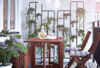 Ikea Mesa Terraza Wddj Balkon Inspiratie Ikea Patio Plants and Pots Decoracion Terraza