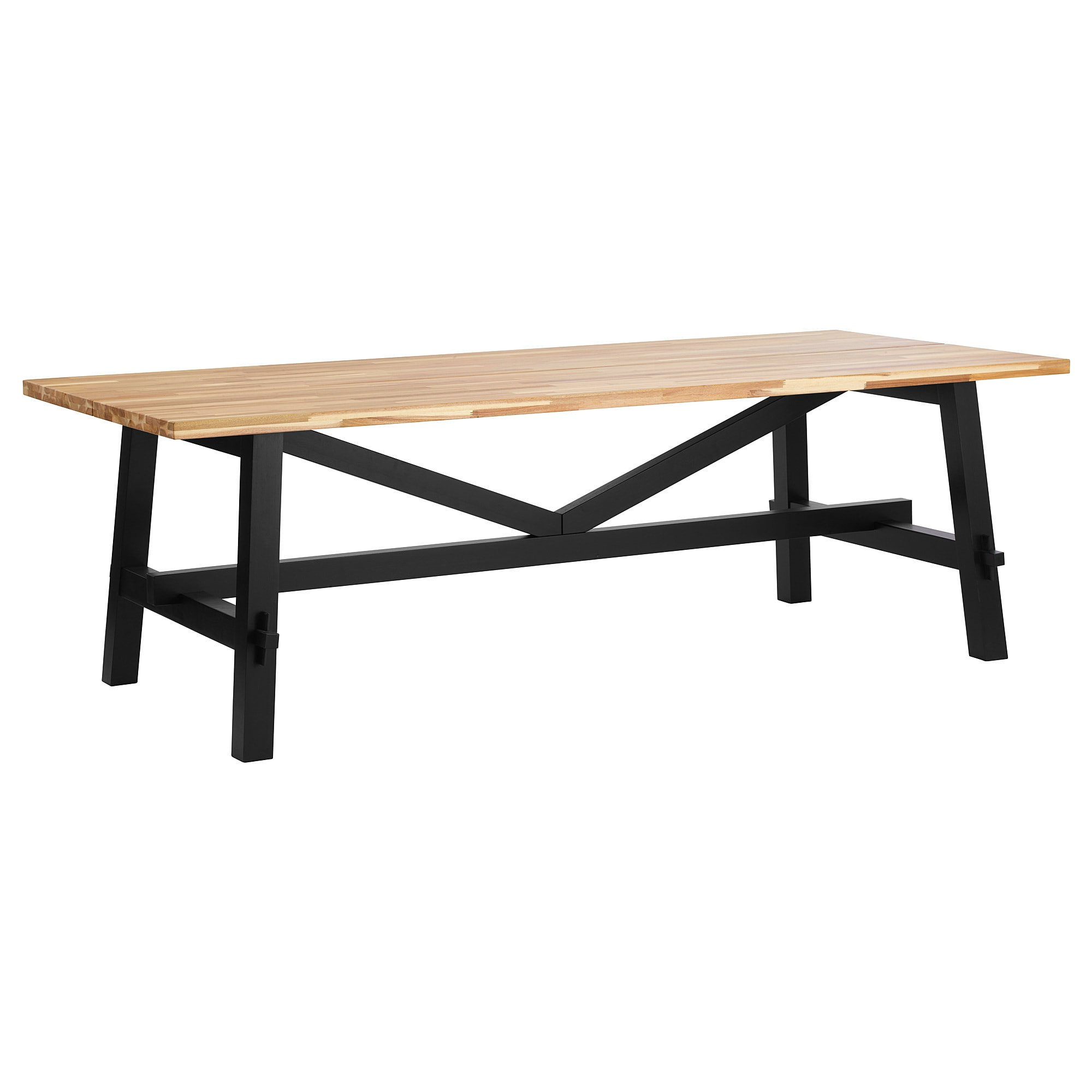 Ikea Mesas De Comedor Mndw Skogsta Mesa De Edor Acacia 235 X 100 Cm Ikea