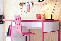 Ikea Mesas De Escritorio Dwdk Escritorios Infantiles Con La Mesa Micke De Ikea Decopeques