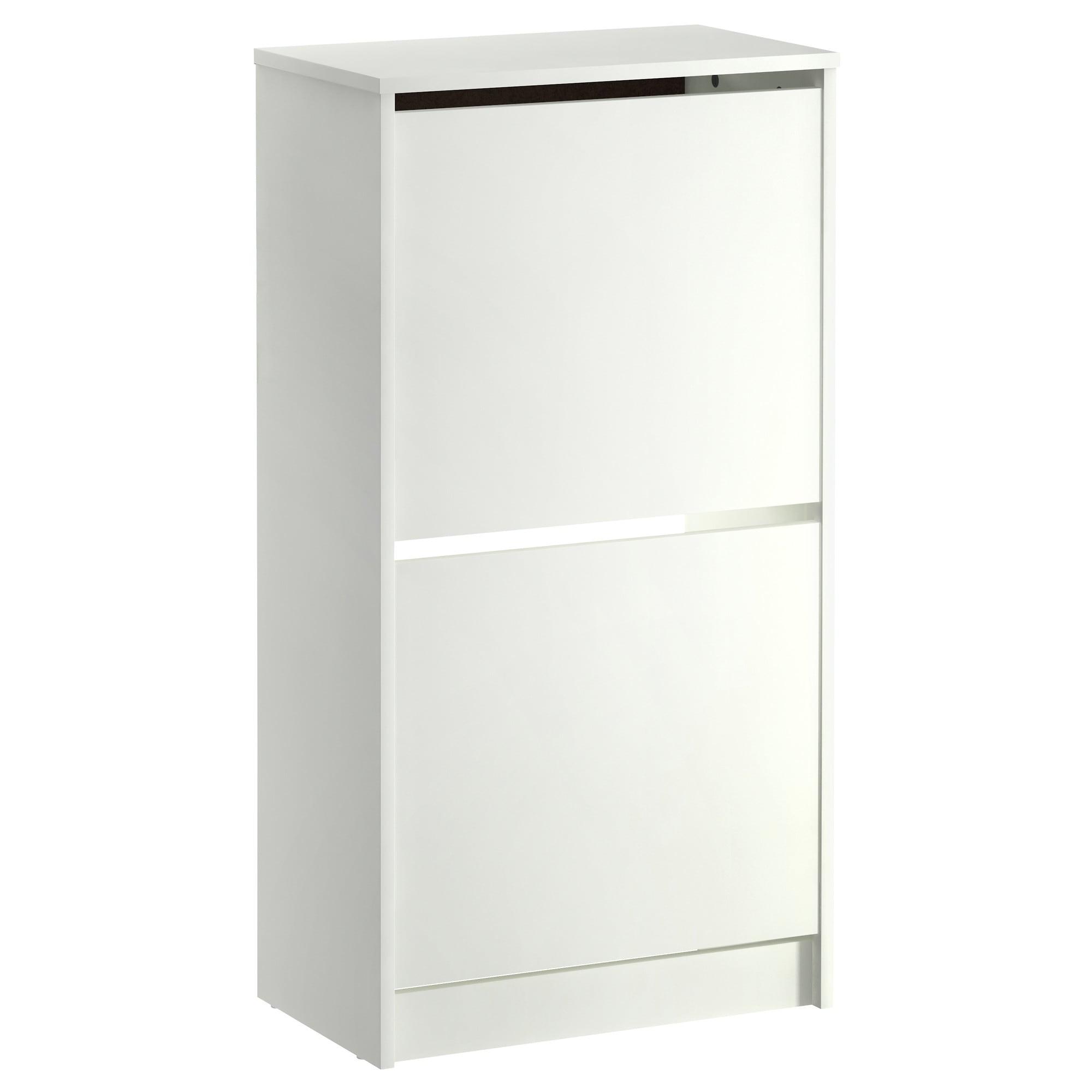 Ikea Mueble Zapatero Txdf Bissa Zapatero 2 Blanco 49 X 93 Cm Ikea