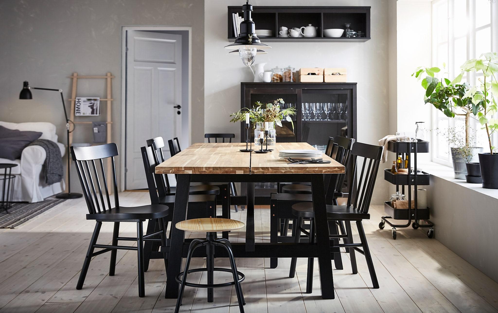 Ikea Muebles Comedor Qwdq Muebles De Edor Pra Online Ikea
