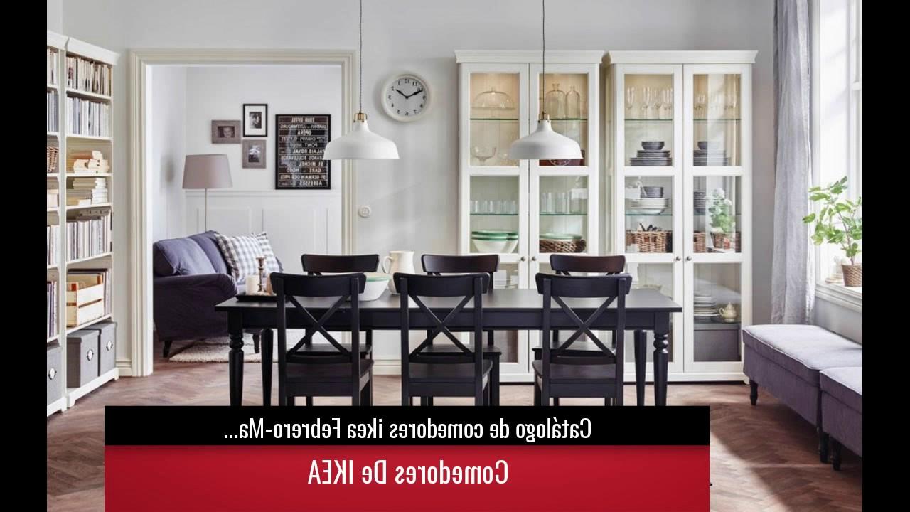 Ikea Muebles Comedor Whdr Catà Logo De Edores Ikea Febrero Marzo Youtube