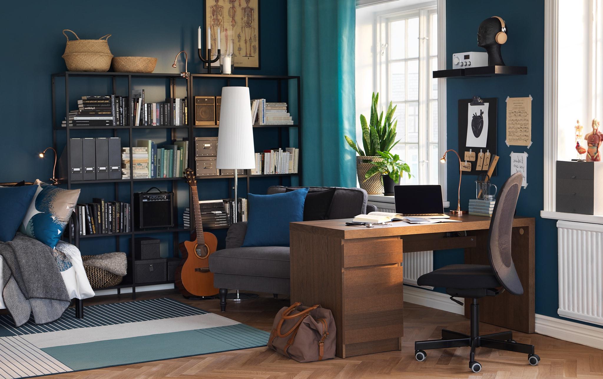 Ikea Muebles De Oficina Irdz Mobiliario De Oficina Espacios Trabajo Y Despachos Pra Online