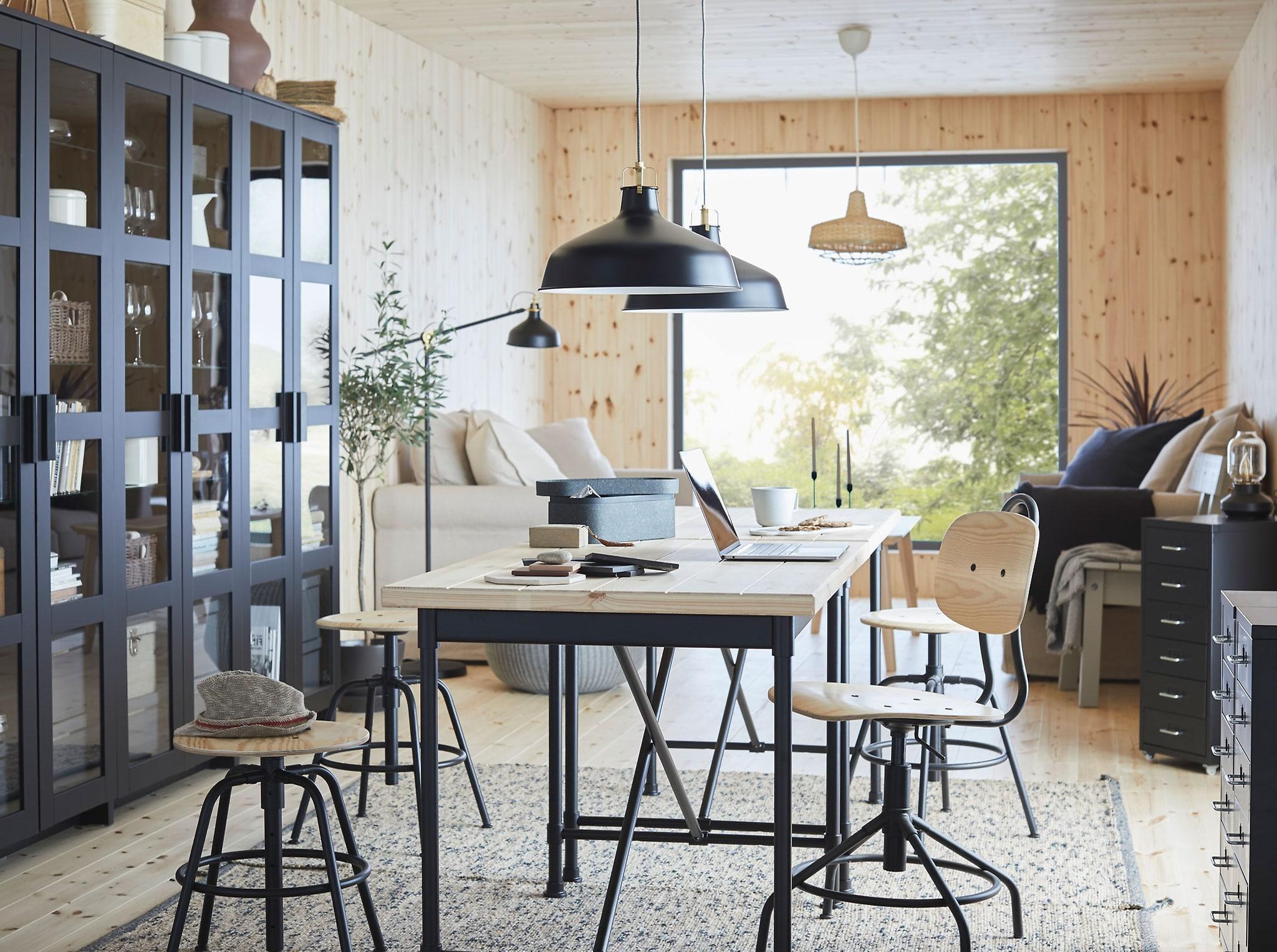 Ikea Muebles De Oficina U3dh Mobiliario De Oficina Espacios Trabajo Y Despachos Pra Online