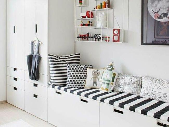 Ikea Muebles Habitacion Rldj Dormitorios Infantiles Amueblados Con Stuva Estilo Escandinavo
