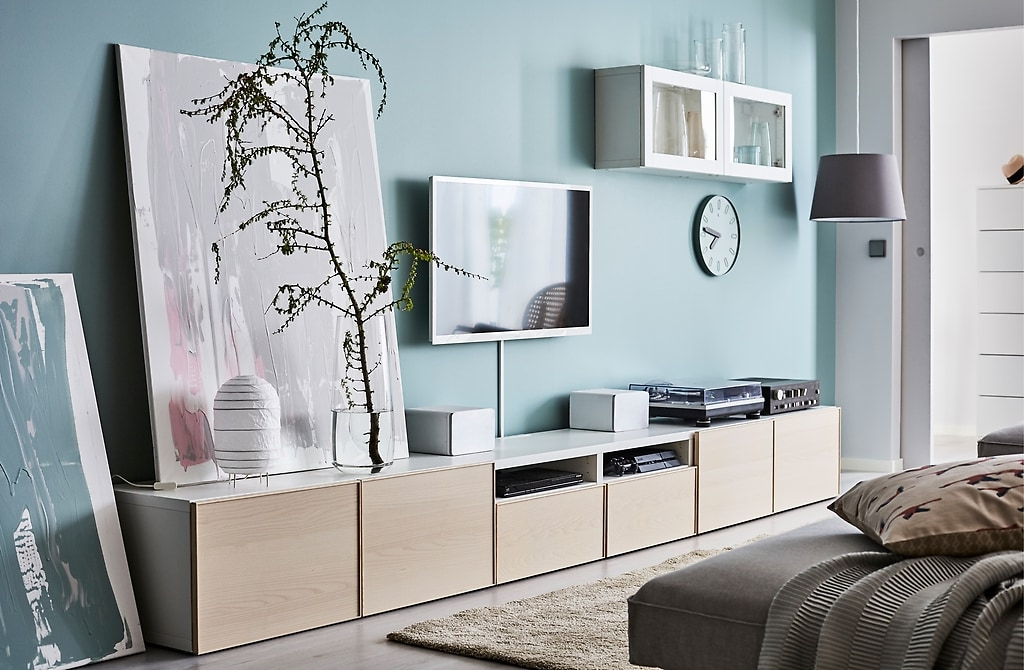 Ikea Muebles Salon Comedor S1du Coleccià N Bestà Muebles Para Salà N ...