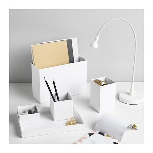 Ikea organizador Escritorio Dwdk organizador De Escritorio Tjena De Ikea Suecia Blanco 1 399 00