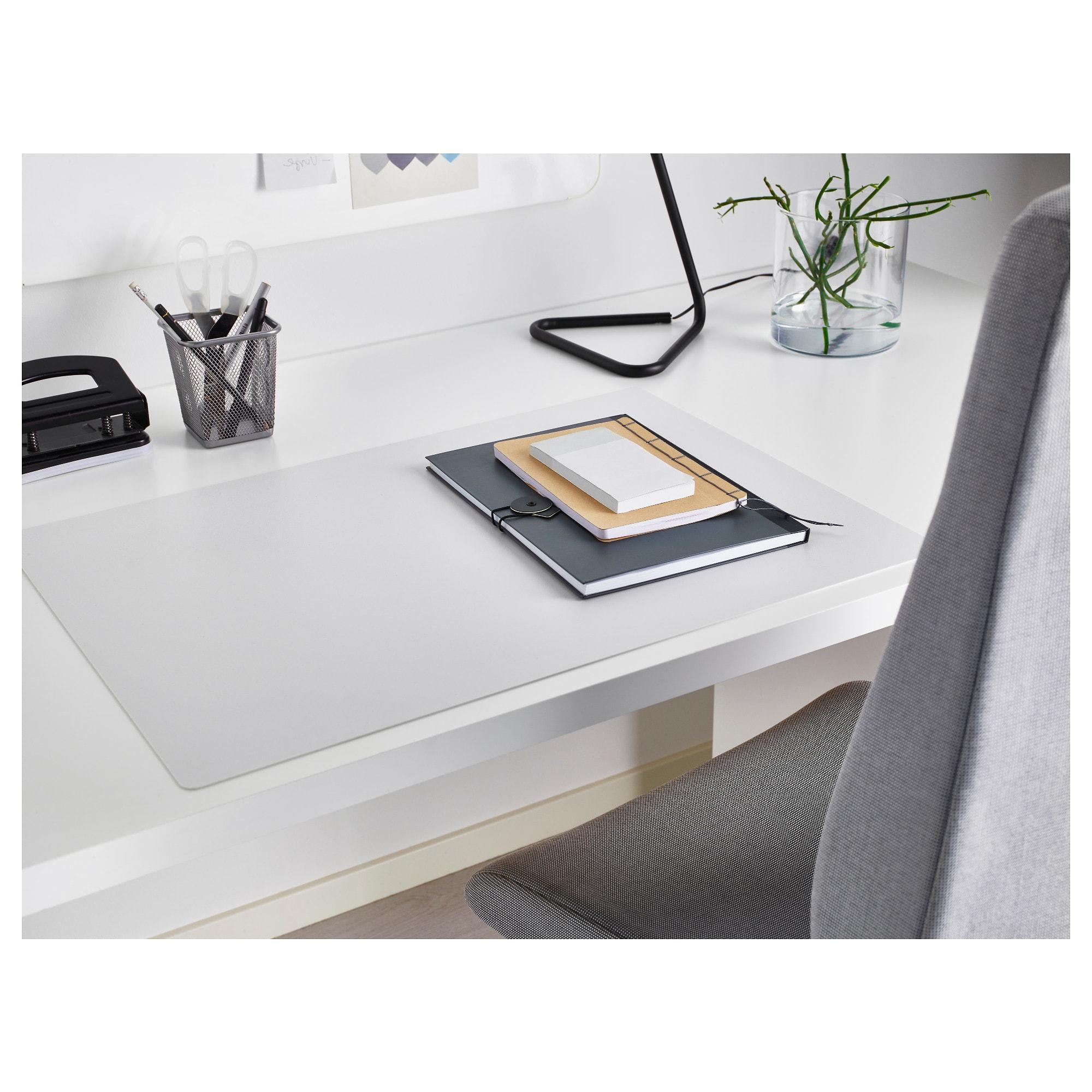 Ikea Protector Escritorio Q0d4 Skrutt Protector De Escritorio Blanco 65 X 45 Cm Ikea