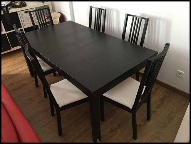 Ikea Sillas Comedor Ipdd Conjunto Mesa Y Sillas Edor Ikea Sillas Hqdirectory