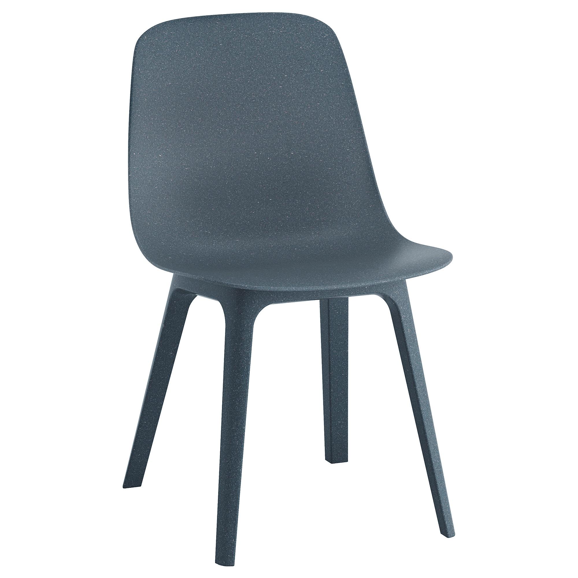 Ikea Sillas Comedor Rldj Odger Silla Azul Ikea
