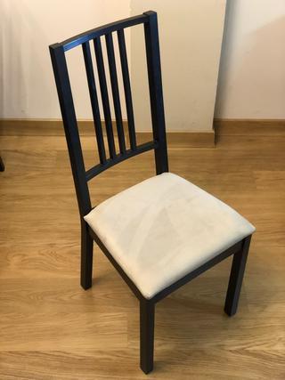 Ikea Sillas Comedor S1du Sillas De Edor Ikea De Segunda Mano En Wallapop