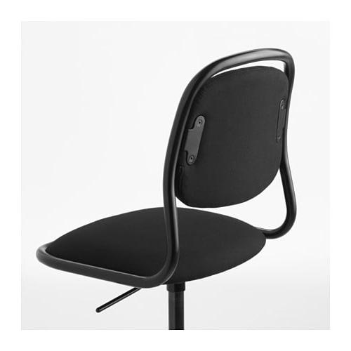 Ikea Sillas Despacho Irdz à Rfjà Ll Silla Escritorio Nià O Negro Vissle Negro Ikea
