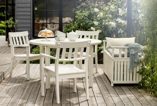Ikea Sillas Jardin Txdf Las Mejores Mesas Y Sillas Para Tu Terraza Decoshabby