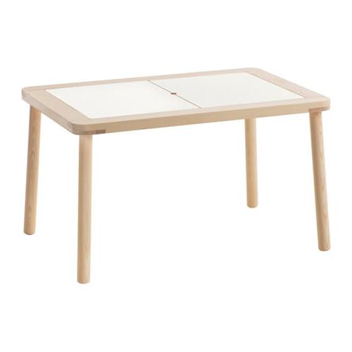 Ikea Sillas Niños 4pde Flisat Mesa Para Nià Os 83 X 58 Cm Ikea