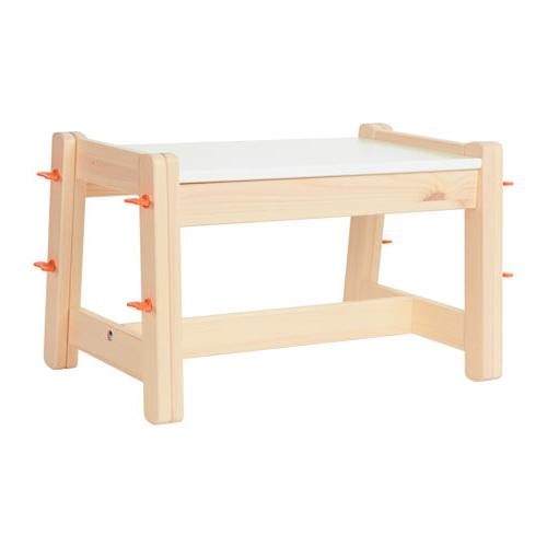 Ikea Sillas Niños Ftd8 Flisat Banco P Nià Os Regulable Ikea