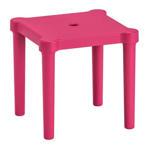 Ikea Sillas Niños Q0d4 Utter Taburete Nià Os Int Ext Rosa Ikea