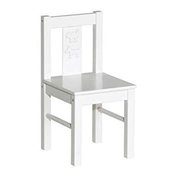 Ikea Sillas Niños Thdr Ikea Kritter Nià Os S Silla Blanco Hogar