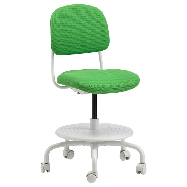 Ikea Sillas ordenador Mndw Silla Escritorio Nià O Vimund Verde Vivo