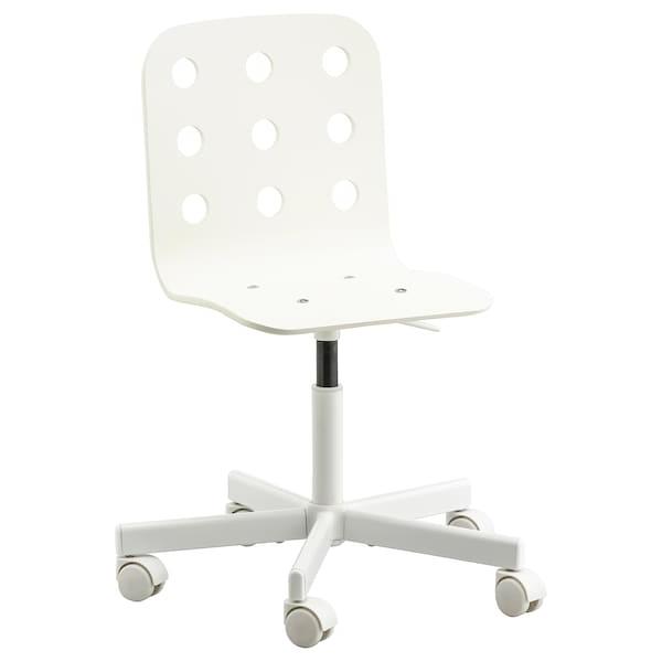 Ikea Sillas ordenador Rldj Silla Escritorio Nià O Jules Blanco