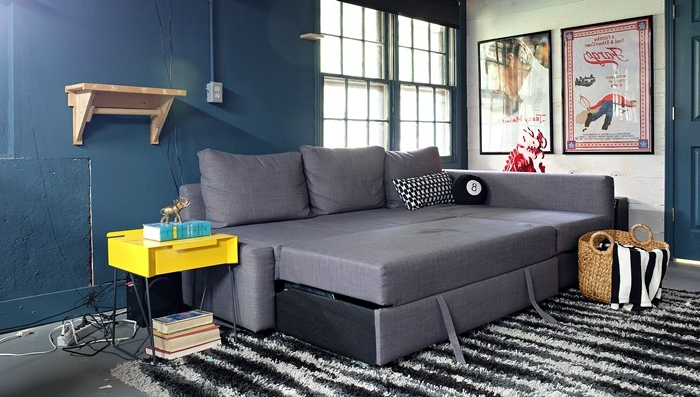 Ikea sofa Friheten Ftd8 An Ikea Friheten sofa Es to Live In Our Basement